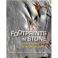 Footprints in Stone by Buta, Ronald J.; Kopaska-Merkel, David C.; Ehret, Dana J., 9780817358440