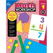 Math Workshop by Carson-Dellosa Publishing Company, Inc.; Triplett, Angela, 9781483838441