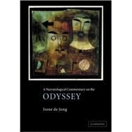 A Narratological Commentary on the Odyssey by Irene J. F. de Jong, 9780521468442