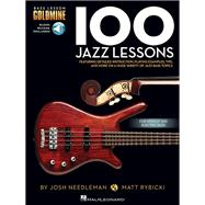 100 Jazz Lessons by Needleman, Josh; Rybicki, Matt, 9781480398443