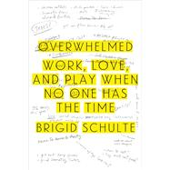 Overwhelmed Work, Love, and Play When No One Has the Time by Schulte, Brigid, 9780374228446