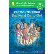 Backyard Camp-out by Nolen, Jerdine; Henninger, Michelle, 9780544368446