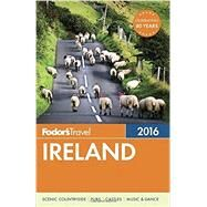 Fodor's Ireland 2016 by FODOR'S TRAVEL GUIDES, 9781101878446
