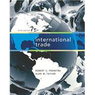 International Trade by Feenstra, Robert C.; Taylor, Alan M., 9781429278447