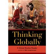 Thinking Globally by Juergensmeyer, Mark, 9780520278448