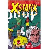 X-Statix Omnibus by Milligan, Peter; Derington, Nick; Allred, Mike; Phillips, Sean; Cooke, Darwyn, 9780785158448