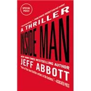 Inside Man by Abbott, Jeff, 9781455528448