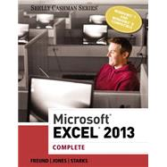 Microsoft® Excel® 2013 by Freund, Enger, Jones, 9781285168449