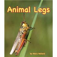 Animal Legs by Holland, Mary, 9781628558449