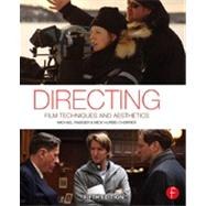Directing: Film Techniques and Aesthetics by Rabiger; Michael, 9780240818450