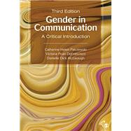 Gender in Communication by Palczewski, Catherine Helen; Defrancisco, Victoria Pruin; McGeough, Danielle Dick, 9781506358451