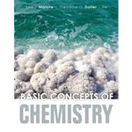 Basic Concepts of  Chemistry, 9th Edition by Malone, Leo J.; Dolter, Theodore O.; Gentemann, Steven (COL), 9780470938454
