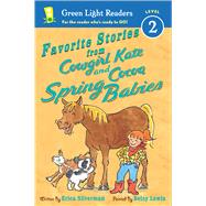 Favorite Stories from Cowgirl Kate and Cocoa by Silverman, Erica; Lewin, Betsy, 9780544668454