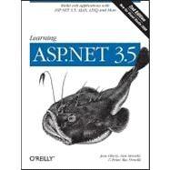 Learning ASP.Net 3.5 by Liberty, Jesse, 9780596518455
