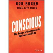 Conscious by Rosen, Bob; Swann, Emma-kate, 9781119508458