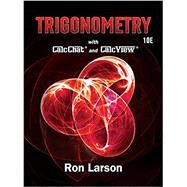 Trigonometry by Larson, Ron, 9781337278461