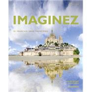 Imaginez, 3rd Edition (Textbook, Supersite Plus Code w/ vText, and Student Activities Manual) by VHL, 9781626808461