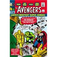 The Avengers Omnibus - Volume 1 by Lee, Stan; Kirby, Jack, 9780785158462