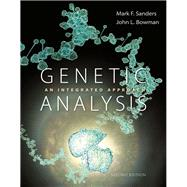 Genetic Analysis An Integrated Approach Plus MasteringGenetics with eText -- Access Card Package by Sanders, Mark F.; Bowman, John L., 9780321948465