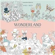 Wonderland by Shen, Amily, 9780399578465