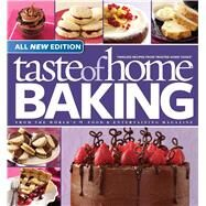 Taste of Home Baking Book by Taste of Home, 9780898218466