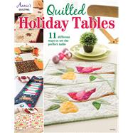 Quilted Holiday Tables by Annie's, 9781590128466