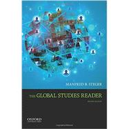 The Global Studies Reader by Steger, Manfred B., 9780199338467