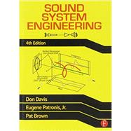 Sound System Engineering by Davis; Don, 9780240818467