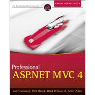 Professional Asp. Net Mvc 4