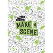 Make a Scene Dinosaurs by Hardie Grant Egmont, 9781742978468