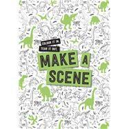 Make a Scene Dinosaurs by Hardie Grant Egmont, 9781742978468