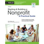 Starting & Building a Nonprofit: A Practical Guide by Pakroo, Peri H., 9781413318470