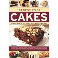 101 Best-Ever Cakes: Special Stand-Up Cards to Make the Recipes Easy to Follow by Day, Martha, 9780754818472