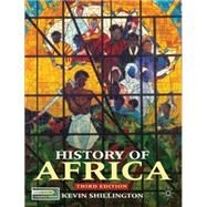 History of Africa by Shillington, Kevin, 9780230308473