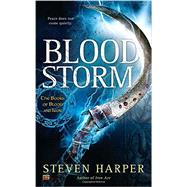 Blood Storm by Harper, Steven, 9780451468475