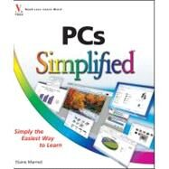 PCs Simplified by Marmel, Elaine, 9780470888476