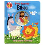 Baby Blessings Bible, Padded Boardbook by Unknown, 9781433688478