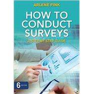 How to Conduct Surveys by Fink, Arlene, 9781483378480
