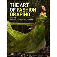 The Art of Fashion Draping by Amaden-Crawford, Connie, 9781501328480