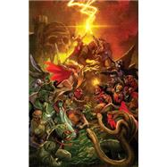 He-Man: The Eternity War Vol. 1 by ABNETT, DANMAHN, POP, 9781401258481