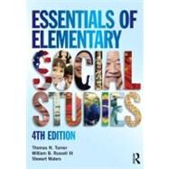 Essentials of Elementary Social Studies by Russell III; William B., 9780415638487