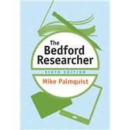The Bedford Researcher by Palmquist, Mike, 9781319058487