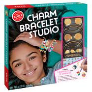 Charm Bracelet Studio by Unknown, 9780545858489