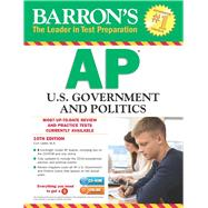 Barron's Ap U.s. Government and Politics + Cd-rom by Lader, Curt, M.a., 9781438078489
