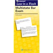 Multistate Bar Exam Flash Cards by Basick, Mary, 9781454868491