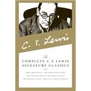 The Complete C. S. Lewis Signature Classics by Lewis, C. S., 9780061208492