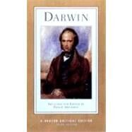Darwin (Norton Critical Editions) by DARWIN,CHARLES, 9780393958492