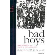 Bad Boys: Public Schools in the Making of Black Masculinity by Ferguson, Ann Arnett, 9780472088492