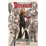 Fearless Defenders Volume 2 by Bunn, Cullen; Hans, Stephanie; Sliney, William, 9780785168492