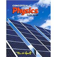 Conceptual Physics (NASTA Edition), 12/e by HEWITT, 9780133498493